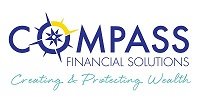 Compass Financial Solutions Creating & Protecting Wealth Logo